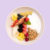 Tutti fruiti bowl
