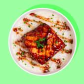 Fillet Salmon Poke'