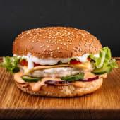 Бургер Цезар (320г)