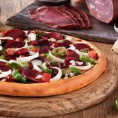 Gurme Ateşi Pizza (Büyük)