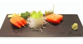 Shake sashimi 3 ten (9 pzs.)