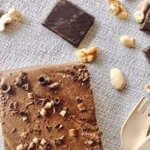 Brownie de Chocolate Preto s/ glúten