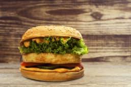 Халоумі бургер