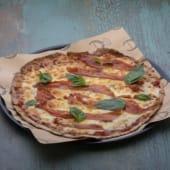 Pizza Jamón Ibérico (32 Cm.)