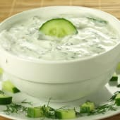 Cucumber Mint Raita