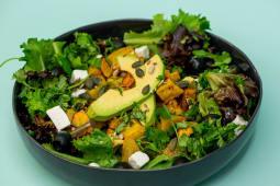 Salada Batata Doce