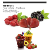 Smoothies Red Fruits