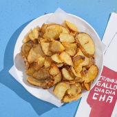 Patatas fritas caseras