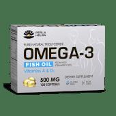 Натуральна Омега-3 з печінки тріски