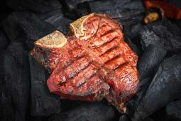 Стейк Тібоун Dry-aged beef гриль (650г)