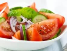 Салат зі свіжих овочів (стандартний)