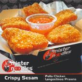 Crispy Sésamo