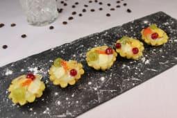Mini tarte fructe