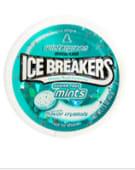 Wintergreen ice breakers