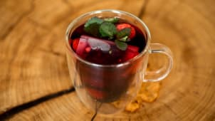 Чай ягідний (350мл)