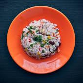Рис з овочами (250г)