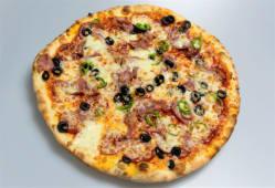Pizza adriatica medie