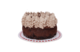 MiniMaria cheesecake nutella