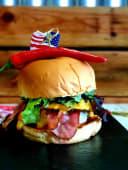 Hambúrguer Americano Double Trouble (Spice)