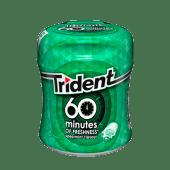 Trident 60 Minutes Menta (82.6 g.)
