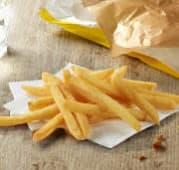 Patatas fritas normales