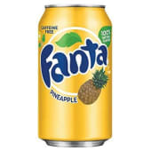 Fanta Pineapple Cans-355Ml