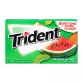 Chewing gum Trident watermelon