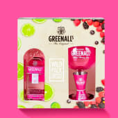Greenall'S Wild Berry 750 Ml + Onzera  + Copa