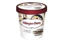 Häggen Dazs Cookies&Cream (460 ml.)