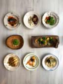 Сет з восьми страв на двох від Євгена Клопотенка Пізнай Україну