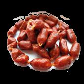 Крафтові ковбаски Саляміні (100г)