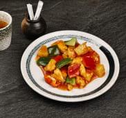 G131 Pollo in salsa agrodolce