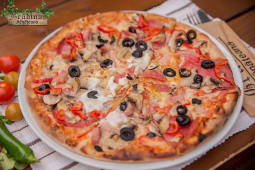 Pizza Banateana