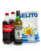 Pack Whisky Cola Gelo