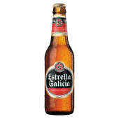 Estrella Galicia (33 cl.)