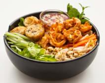 Bo Bun - Shrimp Lemongrass