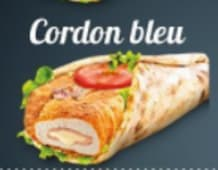 Cheese Nan Cordon Bleu