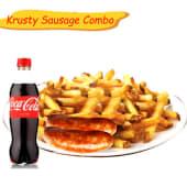 Krusty sausage combo