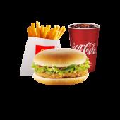 Menu Chickenburger