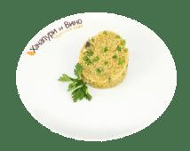 Кускус з овочами (150г)