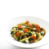 Saladas - Sugestão Cogumelos e Feta (VEGETARIANA)
