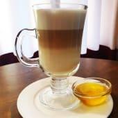 Кава Медовий лате (360мл)