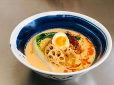 Tantan men   濃厚坦々麺
