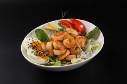 Салат з креветками WOK (285г)