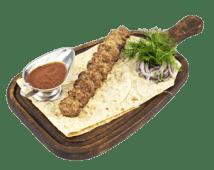 Люля-кебаб асорті (150/40г)