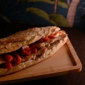 Galego lomo y pimientos
