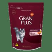 Gran Plus Gato Adulto Castrado Sabor Salmon & Arroz 3 Kg