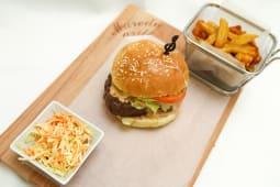 Burger Maredo classic