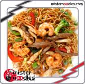 Noodles Mixto, 3 Ingredientes