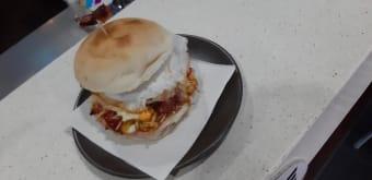 Menu Hambúrguer à Manjar Perfeito